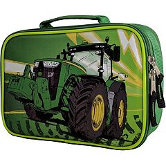 Kids John Deere Tractor Insulated Lunchbox