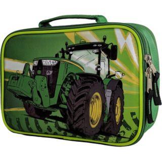 Kids John Deere Tractor Insulated Lunchbox