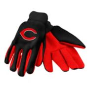 Forever Collectibles Cincinnati Reds Utility Gloves