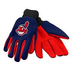 Forever Collectibles Cleveland Indians Utility Gloves
