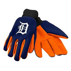 Forever Collectibles Detroit Tigers Utility Gloves