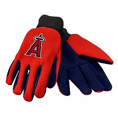 Forever Collectibles Los Angeles Angels of Anaheim Utility Gloves