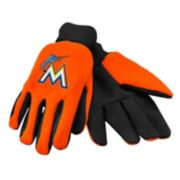 Forever Collectibles Miami Marlins Utility Gloves