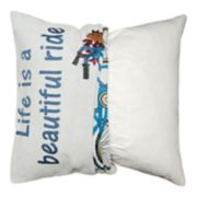 Spencer Home Decor Feather Throw Pillow Insert