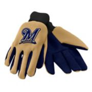 Forever Collectibles Milwaukee Brewers Utility Gloves
