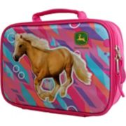 Kids John Deere Horse Insulated Lunchbox
