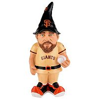Forever Collectibles San Francisco Giants Madison Bumgarner Resin Player Gnome