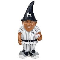 Forever Collectibles New York Yankees Gary Sanchez Resin Player Gnome