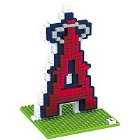 Forever Collectibles Los Angeles Angels of Anaheim BRXLZ 3D Team Logo Puzzle Set