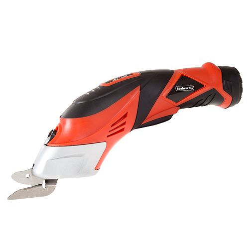 Stalwart Cordless Power Scissors With Two Blades