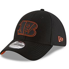 Adult New Era Cincinnati Bengals 39THIRTY Training Flex-Fit Cap