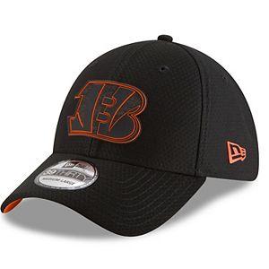 f85a3b1c Adult New Era Cincinnati Bengals 39THIRTY Shadow Burst Flex-Fit Cap