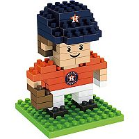 Forever Collectibles Houston Astros Mini BRXLZ 3D Player Puzzle Set