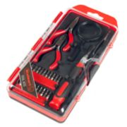 Stalwart Precision Electronics, Repair & Hobby 25-piece Tool Set