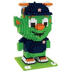 Forever Collectibles Houston Astros BRXLZ 3D Mascot Puzzle Set