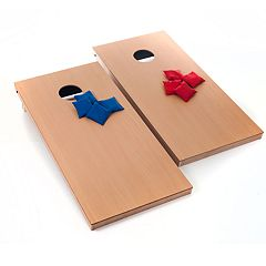 Trademark Games Regulation-Sized Cornhole Boards & Bags Set