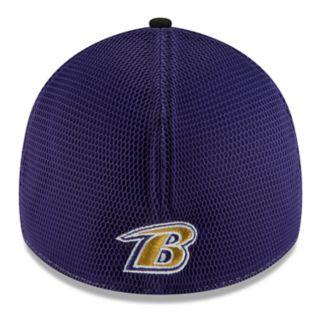 Adult New Era Baltimore Ravens 39THIRTY Sided Flex-Fit Cap