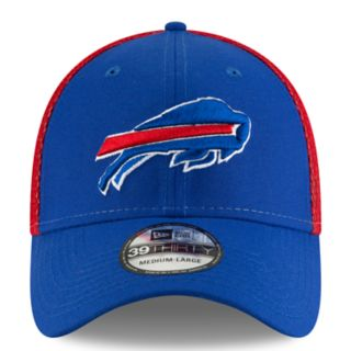 Adult New Era Buffalo Bills 39THIRTY Sided Flex-Fit Cap
