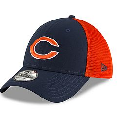 Adult New Era Chicago Bears 39THIRTY Sided Flex-Fit Cap