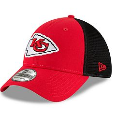 Adult New Era Kansas City Chiefs 39THIRTY Sided Flex-Fit Cap