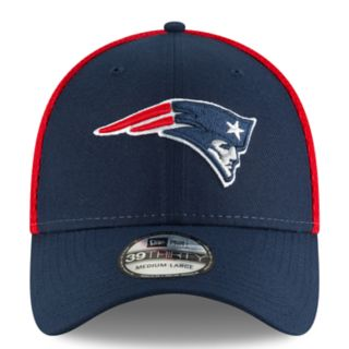 Adult New Era New England Patriots 39THIRTY Sided Flex-Fit Cap