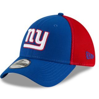 Adult New Era New York Giants 39THIRTY Sided Flex-Fit Cap