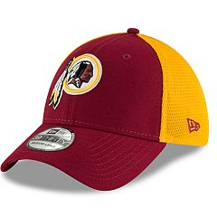 Adult New Era Washington Redskins 39THIRTY Sided Flex-Fit Cap