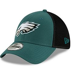 Adult New Era Philadelphia Eagles 39THIRTY Sided Flex-Fit Cap