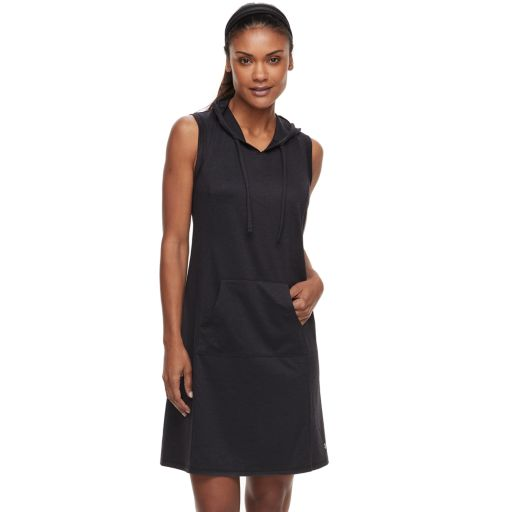 Women's Tek Gear® Hooded Sleeveless Dress