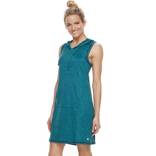 94a56f17454 Women s Tek Gear® Hooded Sleeveless Dress