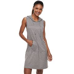 Women's Tek Gear® Hooded Sleeveless Dress