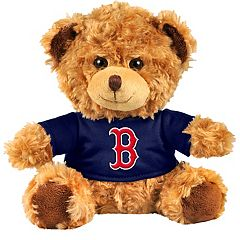 Forever Collectibles Boston Red Sox Logo Shirt Bear