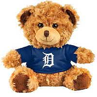 Forever Collectibles Detroit Tigers Logo Shirt Bear