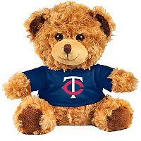 Forever Collectibles Minnesota Twins Logo Shirt Bear