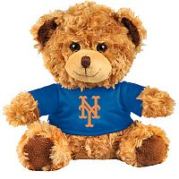 Forever Collectibles New York Mets Logo Shirt Bear