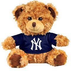Forever Collectibles New York Yankees Logo Shirt Bear