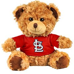 Forever Collectibles St. Louis Cardinals Logo Shirt Bear
