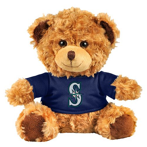 Forever Collectibles Seattle Mariners Logo Shirt Bear