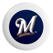 Forever Collectibles Milwaukee Brewers Flying Disc