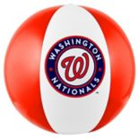 Forever Collectibles Washington Nationals  Beach Ball