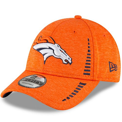 Adult New Era Denver Broncos 9FORTY Speed Adjustable Cap 909f9062a1ac