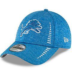 Adult New Era Detroit Lions 9FORTY Speed Adjustable Cap