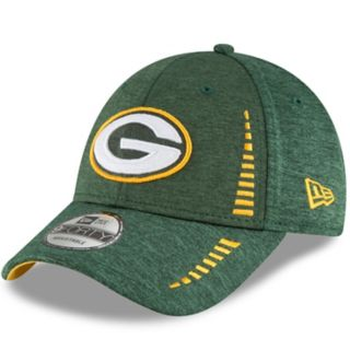 Adult New Era Green Bay Packers 9FORTY Speed Adjustable Cap
