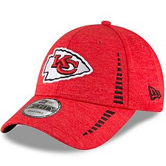 Adult New Era Kansas City Chiefs 9FORTY Speed Adjustable Cap