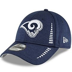 Adult New Era Los Angeles Rams 9FORTY Speed Adjustable Cap