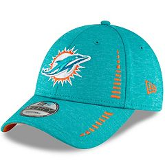 Adult New Era Miami Dolphins 9FORTY Speed Adjustable Cap