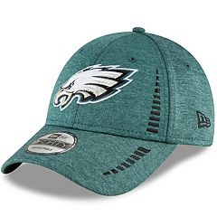 Adult New Era Philadelphia Eagles 9FORTY Speed Adjustable Cap