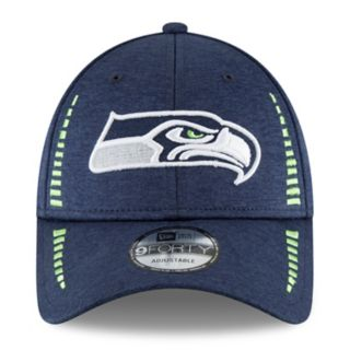 Adult New Era Seattle Seahawks 9FORTY Speed Adjustable Cap