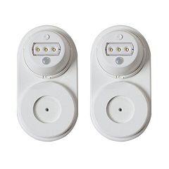 Little Partners 2-Pack EZ-Fit Wall Protector & Safety Night Light