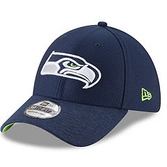 sports shoes 72dd8 4b94f Adult New Era Seattle Seahawks 39THIRTY Popped Shadow Flex-Fit Cap